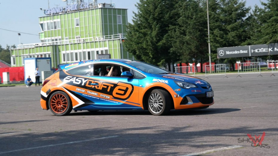 Astra OPC4