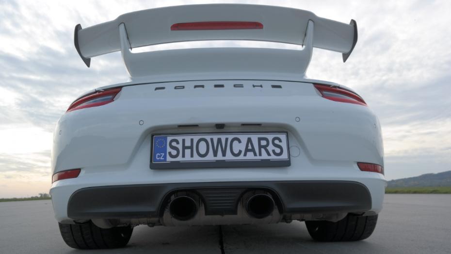 Porsche 911 Carrera GT3 (991.2)